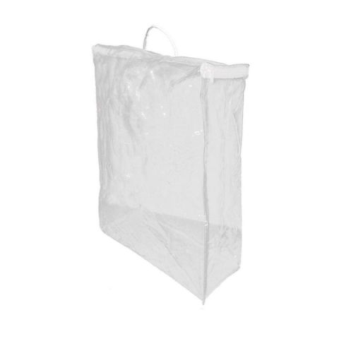Optic Single Duvet Storage Carrier Bag with Cord Handle 55cm